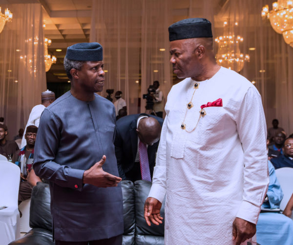 Why nepotism charges against Osinbajo unfair: Aide