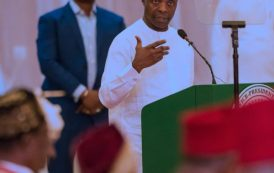 FG will not tolerate those who hide under freedom of speech to endanger the nation