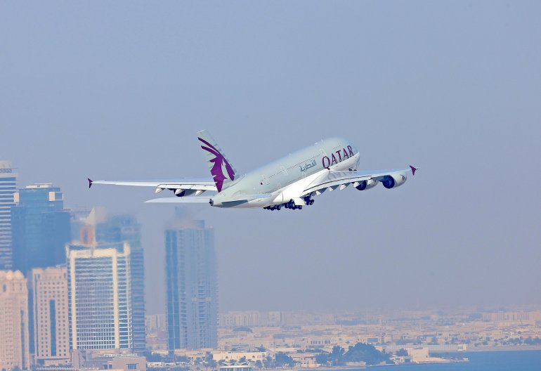 Qatar Airways to suspend flights to UAE, Egypt, Bahrain and Saudi Arabia