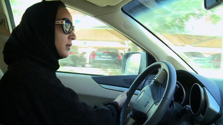 Saudi Arabia: Where women go to jail for driving cars, fleeing abusers