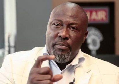 Recall: INEC notifies Dino Melaye of receipt of petition, to verify petitioners