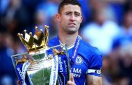 Conte names Cahil Chelsea captain, admits considering quitting