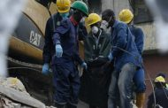 Eight die, 15 killed in Lagos building collapse