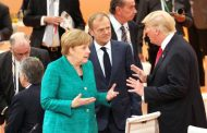 U.S. isolated  on climate by world leaders at G-20 summit
