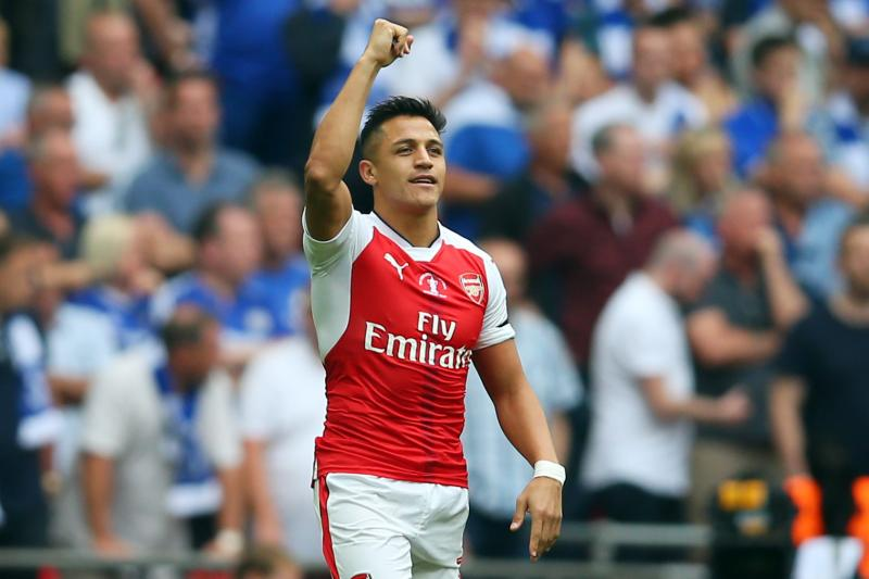 I want to play in the Champions League: Alexis Sanchez