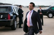 Donald Trump Jr. in April. Mr. Trump, the president's eldest son, arranged a meeting in June 2016 in New York with a Russian lawyer who has connections to the Kremlin