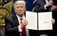 Trump declares US leaving 'horrible' Iran nuclear accord