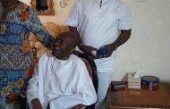 Photo of allegedly sick Senator Arthur Nzeribe  goes viral