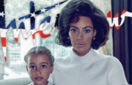 Kim Kardashian transforms into Jackie O for Interview Magazine