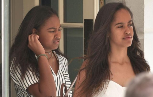 "Malia Obama ""kinda dazed"" carted out of Lollapalooza festival in Chicago"