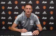 Manchester United sign Nemanja Matic as midfielder seals £40m move