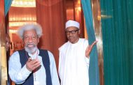 Soyinka warns against contesting in 2019, backs restructuring