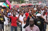 Four feared dead as IPOB clashes with Police