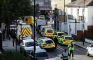 Several injured in 'terrorist' incident on London underground train
