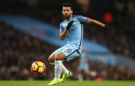 Aguero injured in car crash, to be out for up to 6 weeks