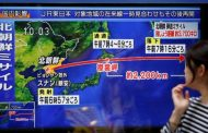 North Korea launches missile over Japanese airspace, U.S. confirms