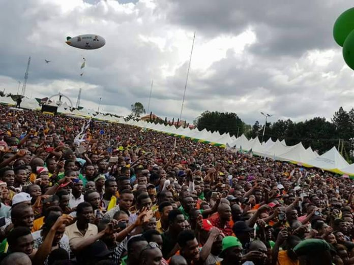 Security forces repel attack by gunmen at the venue of APGA campaign rally in Anambra