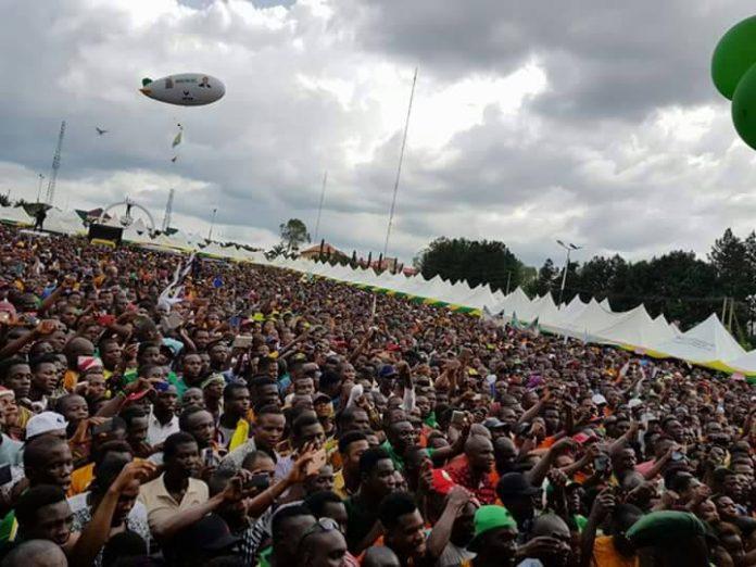 Anambra guber election: APGA posts electrifying show to kickstart camppaign