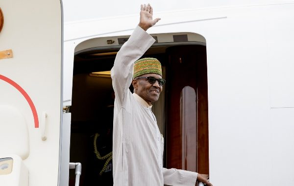 Buhari off to Turkey to attend D-8 meeting