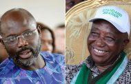 Liberia election: Weah, Boakai for presidential run-off