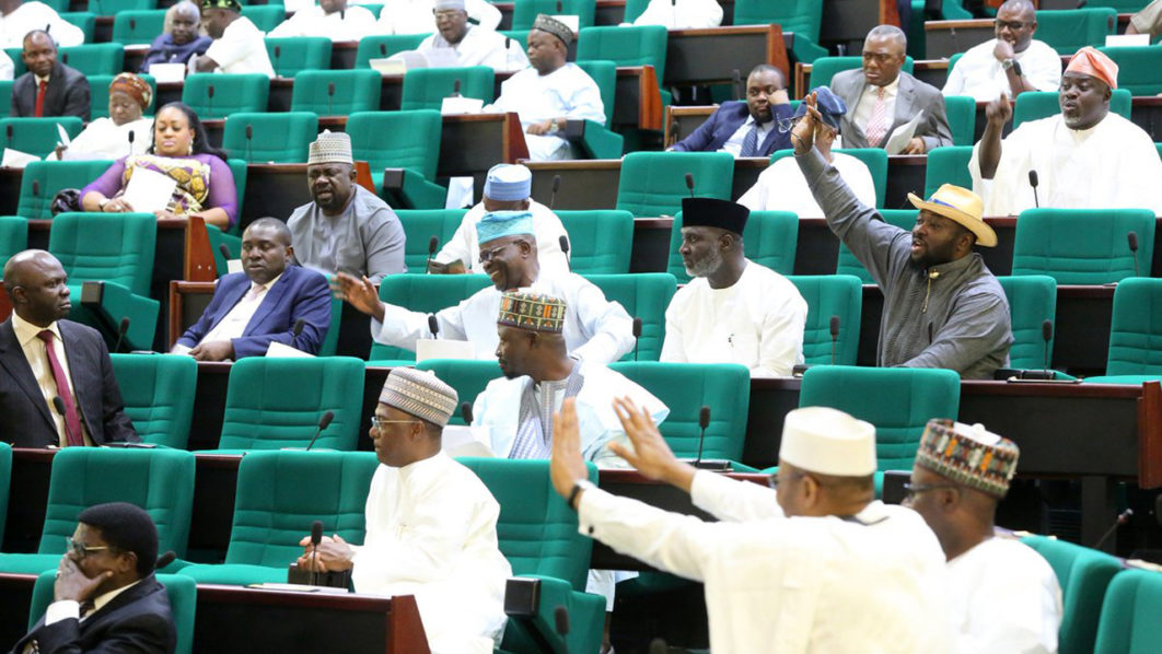 Two PDP federal lawmakers decamp to APC