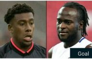 Super Eagles camp bubbles as Moses, Iwobi join training
