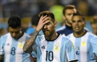 Another miserable night for Messi's Argentina in race to Russia