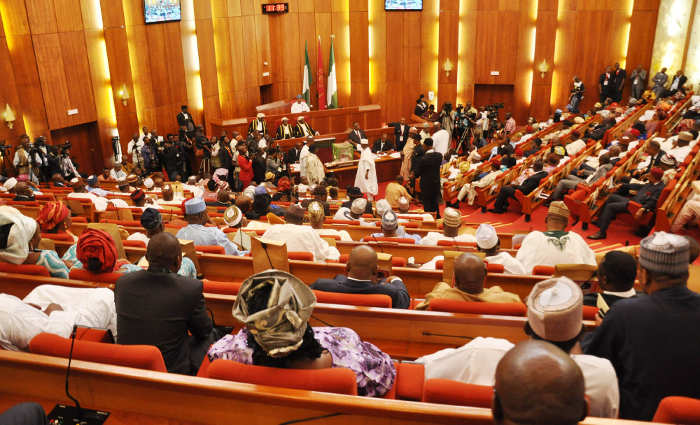 Senate passes N8.916trn 2019 budget, provides N10b for victims of Zamfara crisis