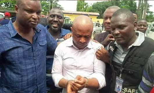 How Evans the billionaire kidnapper plotted prison escape