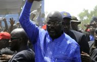 George Weah, former World Footballer of the Year, elected president of Liberia