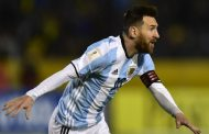 Lionel Messi's hat-trick secures Argentina Russia 2018 World Cup ticket