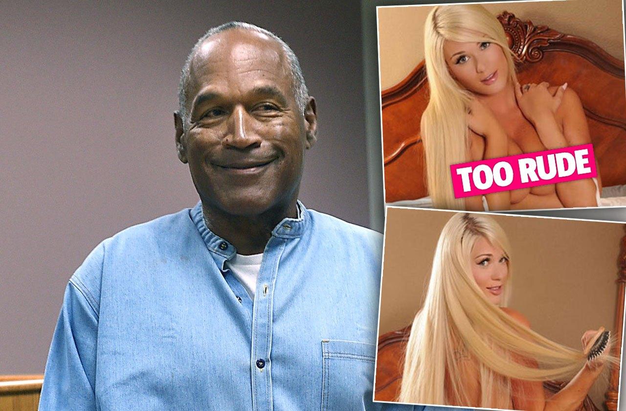 O.J. Simpson picks 'Nicole Brown' escort in post-prison brothel bash, source claims