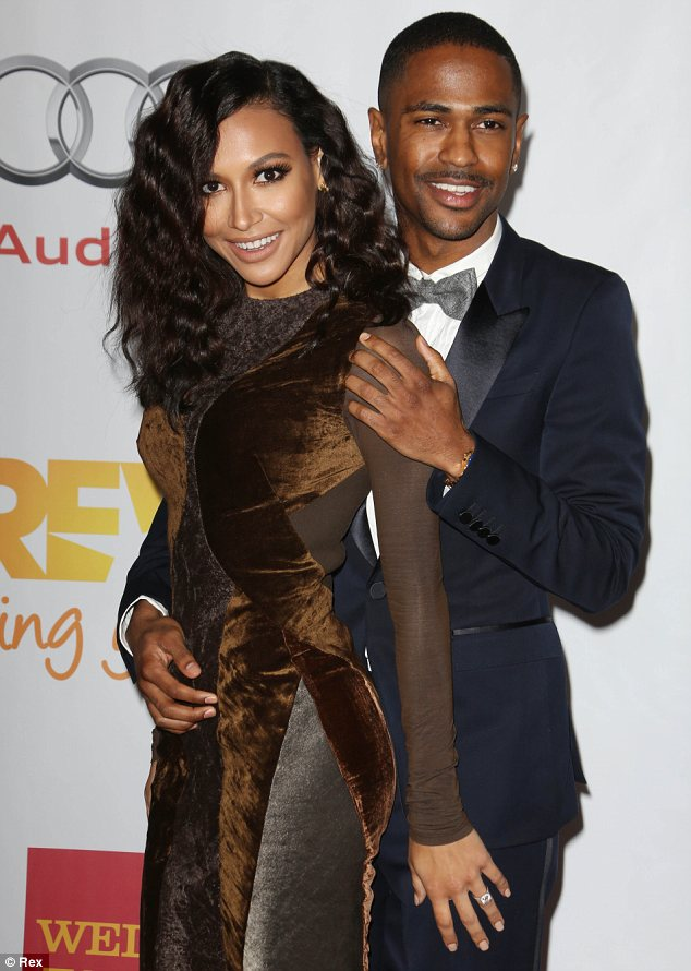 is naya rivera dating big sean