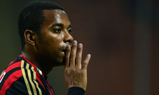 Italian court sentences Brazilian soccer star Robinho to 9 years jail term for rape