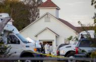 26 dead, 20 injured in massacre at rural Texas church