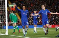 Liverpool, Chelsea share spoils as Willian's wayward cross finds the net to rescue the visitors