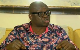 Fayose bashes Buhari govt over arrest of Ganduje's aide, who asked the President to resign