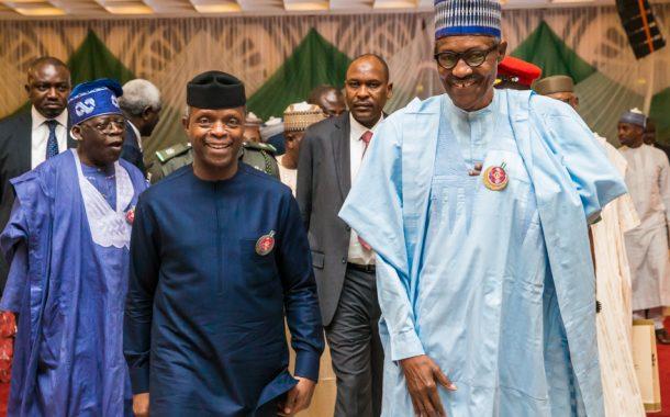 2019: I have no intention of replacing Osinabajo as Buhari's running mate