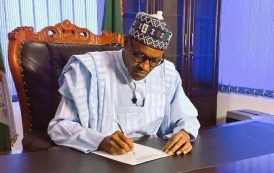 ECA: Why I approved payment $469m for Tucano aircraft beforef N'Assembly approval - Buhari