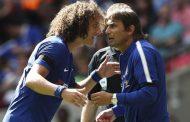 David Luiz issues Chelsea transfer ultimatum after Antonio Conte talks