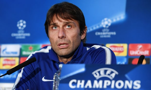Chelsea's Antonio Conte warns Atlético Madrid to prepare for Europa League