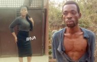 Killer of female Corps member: ' I tricked her into a bush, raped her and straggled her'