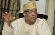 PDP chair, Uche Secondus, meet with IBB in Minna