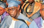 Obasanjo bags PhD in Christian Theology after 163 minutes drill by Panelists