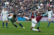 Second season blues continue at Chelsea as Champions are humbled 1-0 by West Ham
