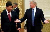 Trump panics, rushes into Xi Jinping's arms