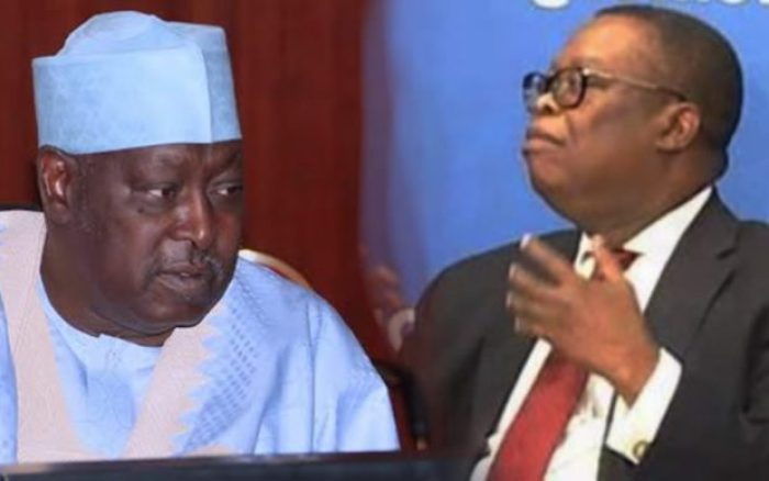EFCC files 10-count charge against Babachir Lawal, four against Ayodele Oke
