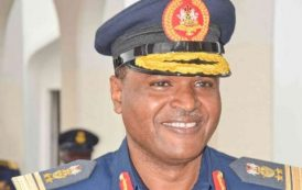 Nigeria Air Force redeploys 27 air Marshals, 45 senior officers