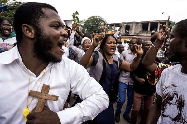 Catholic Church snubs DR Congo election result