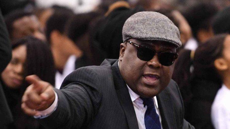 Tshisekedi declared winner of Congo election, Fayulu cries fraud